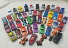 Lot of 47 Diecast Cars Trucks Boat Bikes Hotwheels Maisto Matchbox  more