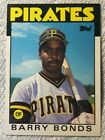 1986 TOPPS TRADED BARRY BONDS # 11 T --- **ROOKIE CARD**