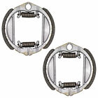 Niche Brake Shoe KTM 50 Mini Adventure SX Pro Senior LC Mini Front Rear 2 Pack