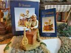 Fontanini Zimri 5 NATIVITY SET Instrument Maker VILLAGER NEW 54094 HEIRLOOM