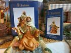 Fontanini KING BALTHAZAR Wisemen 5 Nativity Set NEW Heirloom