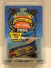 Hot Wheels 2005 TAMPA BAY DIECAST TOY SHOW Custom VW DRAG BUS 1 50