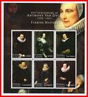 VAN DYCK PAINTINGS Amazing COLLECTION mnh CV8900 found cheaper LET US KNOW