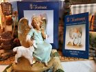 FONTANINI OLIVIA 5 COLLECTION NATIVITY SET ANGEL 52520 HEIRLOOM