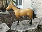 Vintage Breyer Quarter Horse Mare Foal Buckskin Lady Phase JCPenney SR 1980s Exc