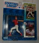 1993 STARTING LINEUP 68044 -JOHN KRUK*PHILADELPHIA PHILLIES 2- MLB SLU 2 CARDS
