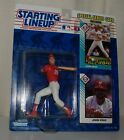 1993 STARTING LINEUP 68044 -JOHN KRUK*PHILADELPHIA PHILLIES 1- MLB SLU 2 CARDS