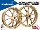 Marchesini Wheels Ducati Supersport 937 10 Spoke Rims, Front and Rear Set