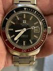 RARE! Tissot NAVIGATOR automatic Swiss Mens Watch  ref 44940 - cal 2481