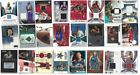 $180 Lot of 24 Basketball Game Used and Autograph Memorabilia Cards Auto #'d g u