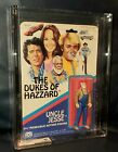 1981 Mego Dukes Of Hazzard 3 3 4 Uncle Jesse AFA 80