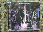 The Masquerade Ball [Limited] by Axel Rudi Pell (CD, Nov-2000, used) FREE SHIP!!