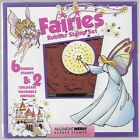 FAIRIES unmounted rubber stamps 2103K Set of 6 All Night Media