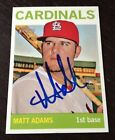 Matt Adams Rookie Cards and Prospects Cards Guide 21