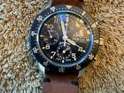 Sinn 103 Sa B E - Limited edition watch with blue bezel and dial #103.29720