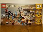 LEGO 31084 Creator 3 in1 Pirate Roller Coaster 923pcs
