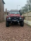 LARGER PHOTOS: Land Rover defender 90 pick up 200tdi