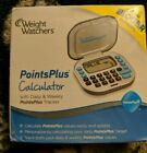 WEIGHT WATCHERS Points Plus Calculator w Bigger Buttons NEW Factory sealed