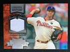2013 Topps Chasing History Jersey Non Auto Roy Halladay HOF