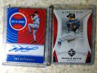 TIM WAKEFIELD 2019 CHRONICLES BOYS OF SUMMER Auto 3 5 & Mookie Betts Red Sox
