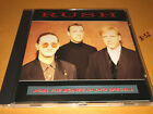RUSH Roll The Bones Radio Special INTERVIEW CD Neil Peart Geddy Lee Alex Lifeson