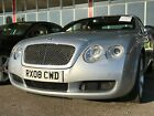 LARGER PHOTOS: 08 BENTLEY CONTINENTAL 6.0 W12 GTC ****12 STAMPS, 1 FORMER KEEPER, 77K MILES****