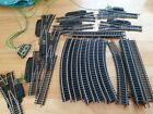 Job lot of Hornby  Lima OO HO steel railway track  points