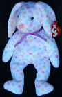 Ty BEANIE Baby SPRINGFIELD the EASTER Bunny Plush Rabbit  NEW 2003 Retired