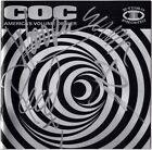 CORROSION OF CONFORMITY America Volume Dealer FULLY SIGNED Reed Mullin AUTOGRAPH