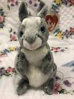 TY Beanie Baby Hopper The Bunny With Tag Retired   DOB: August 7th, 2000 Toy