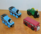 THOMAS & FRIENDS WOOD TRAIN TOY LOT BERTIE TREVOR GULLANE ALLCROFT