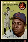 Top 10 Larry Doby Baseball Cards 25