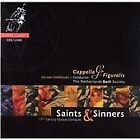 Saints and Sinners (Capella Figuralis) CD (2001) Expertly Refurbished Product