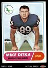 Top 10 Mike Ditka Football Cards 21