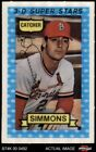 Top 10 Ted Simmons Baseball Cards 31