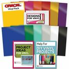 12 Rainbow Color VINYL ASSORTED SELECTION Sheets Adhesive Backed Transfer Paper