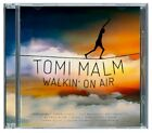 TOMI MALM Walkin' On Air CD 2017 NEW Jason Scheff Clif Magness Simon Phillips