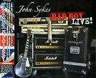 John SYKES Bad Boy LIVE Blue Murder Orig. 2004 JAPAN Plastic Case CD VICP-62956