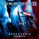 Firewind : Apotheosis: Live 2012 CD (2013) Highly Rated eBay Seller Great Prices