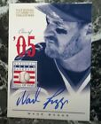 2012 National Treasures Hall of Fame '05 Wade Boggs Auto 11 25 #41