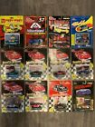 RACING CHAMPIONS 1 64 NASCAR 12 PIECE LOT PROMOS  MORE ALL PACKAGED B 50