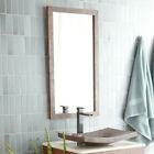 Native Trails CPM95 Copper Milano Rectangular 40H X 28W Beveled C