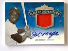 2005 UD Hall of Fame Class of Cooperstown Auto-Patch Silver JOE MORGAN #8 10 !!!