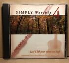 Simply Worship 4 by Various Artists (CD, 1998, Straightway Music) Tested!!! ***