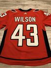 Authentic Tom Wilson Adidas Jersey - Size 50