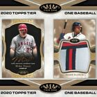 2020 Topps Tier One Factory Sealed Hobby Box Pre Sell 5 29