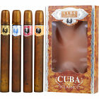 Cuba Variety By Cuba 4 Piece Variety for Men