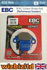 EBC Front SFAC Brake Pad Adly SS 125 Supersonic 2004-2005 SFAC083