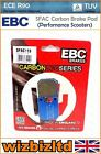EBC Rear SFAC Brake Pad Tomos SE 125 F 2005-2008 SFAC115