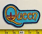 VINTAGE patch QUEEN MERCURY ROCK N ROLL MUSIC BAND 1970's spectacular